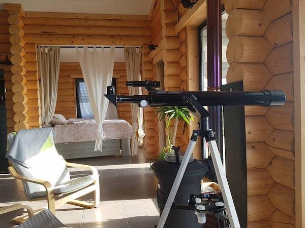 Escapadinha romantica no Eco Lodge Cabreira no Norte