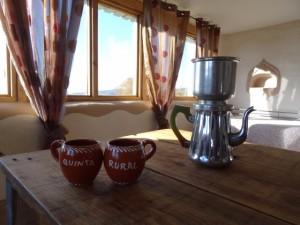strawbale hut coffee